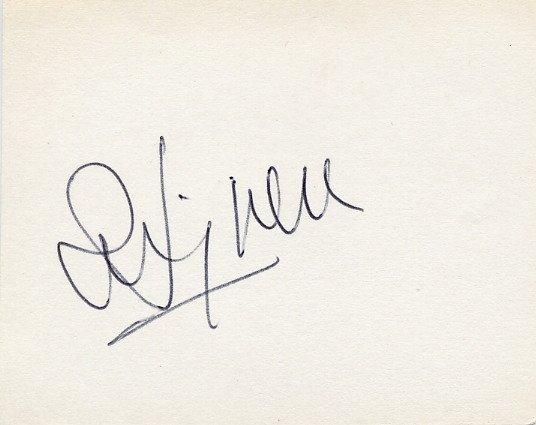 1968 Mexico City Olympics Cycling Gold RENE PIJNEN Autograph 1980s