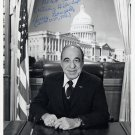 1961-99 US Representative from Texas HENRY GONZALEZ Hand Signed Photo from 1980
