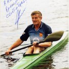 1972 Munich Canoeing Gold NIKOLAY GORBACHOV Hand Signed Photo