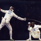 2013 & 2015 Fencing World Champions ANDRAS REDLI & ANATOLY HEREY SP 4x6