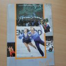 Multiple Signed Torvill & Dean Ice Skating World Tour Program from 1986