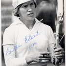 1974 Archery European Champion ENDLA VELLEND Hand Signed Photo 1974