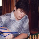 Russian Chess Grandmaster EVGENY ROMANOV Hand Signed Photo 4x6
