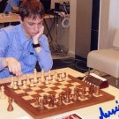 Russian Chess Grandmaster DANIIL LINTCHEVSKI Hand Signed Photo 4x6