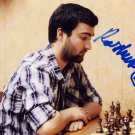 Latvia - Chess Grandmaster IGOR KOVALENKO Hand Signed Photo 4x6 #2