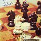Chess - Woman Grandmaster IRINA LEVITINA Autographed Postcard 1985 (+1)