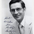 1975-87 Member of Congress from Iowa BERKLEY BEDELL Hand Signed Photo 5x7