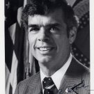 1981-86 US Secretary of Agriculture w/Reagan JOHN R BLOCK Hand Signed Photo 5x7