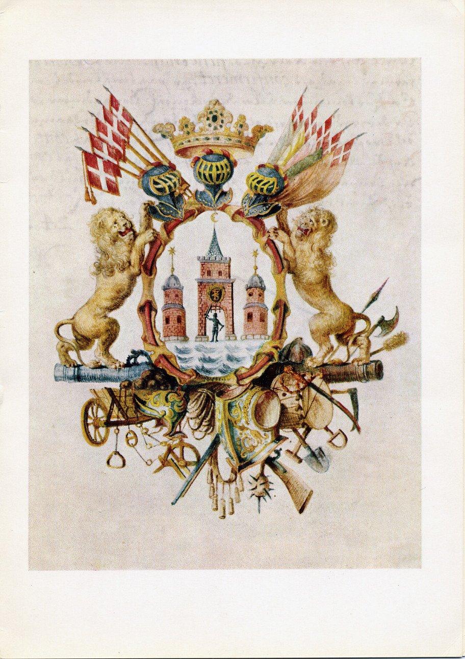 Denmark - 1989-2004 Lord Mayor of Copenhagen JENS KRAMER MIKKELSEN Autographed Card