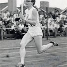 (T) Athletics 1969 ECh 100m Silver WILMA van den BERG Hand Signed Photo