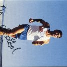 (T) 1968 Olympics Athletics 1500m Silver Mile WR JIM RYUN Hand Signed Flyer 1980s