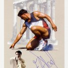 (T) 2000 Sydney Athletics Decathlon Gold ERKI NOOL Hand Signed Photo Card 4x6