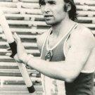 1980 Olympics T&F Decathlon Silver YURY KUTSENKO Orig Autograph 1990