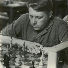 Soviet Chess Grandmaster ALEXANDER ZAITSEV Autographed Postcard 1971 RARE!