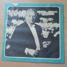 Famous Latvian Conductor ARVIDS JANSONS Vintage Autographed Display