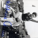 (T) 1960 Rome Athletics Long Jump Bronze & WR HILDRUN CLAUS Signed Photo 4x6