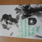 (T) 1936 Berlin Olympics Javelin Gold TILLY FLEISCHER Hand Signed Photo 4x6