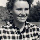 (T) 1956 Athletics Discus Silver IRINA BEGLYAKOVA Orig Vintage Photo Signed