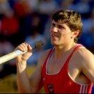 (T) Legendary Pole Vaulter Olympics WCh Multiple WR SERGEY BUBKA Orig Autograph from 1989