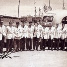 1956-60-64 Olympics Water Polo Medalist VIKTOR AGEYEV Autographed Photo 4x6
