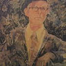 Swedish Composer & Organist HILDING HALLNÄS Orig Autograph from 1979 & Pict