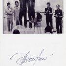 1976 Montreal Canoeing Kayak Gold SERGEY NAGORNY Hand Signed Photo Card 4x6