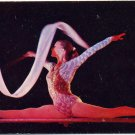 1968 Gymnastics Gold LARISA PETRIK Vintage Hand Signed Photo Card from 1974