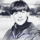 1988 Seoul T&F 800m Silver Medalist CHRISTINE WACHTEL Hand Signed Photo 1980s