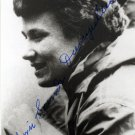 1952 Athletics 4x100m Relay & 80m Hurdles Medalist MARIA SANDER Hand Signed Photo