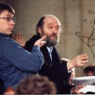 Famous Estonian Classical Composer ARVO PÄRT Hand Signed Photo  #2
