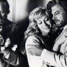 Soviet Russian Filmmaker ANDREI KONCHALOVSKY Hand Signed Photo Card 1970s
