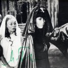 Tarkovsky Mirror Starring Actress MARGARITA TEREKHOVA Hand Signed Photo Card from 1970s