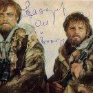 Tarkovsky Andrei Rublev / Mirror Actor YURI NAZAROV Hand Signed Photo Card 1970s