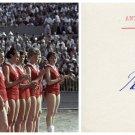 1964 Tokyo Olympics Volleyball Silver ANTONINA RYZHOVA Orig Autograph 1980s
