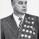 1956 Olympics T&F Hammer Silver WR MIKHAIL KRIVONOSOV Signed Photo 4x5,5