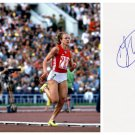 1980 Olympics T&F 800m Gold & WR NADEZHDA OLIZARENKO Orig Autograph 1980s