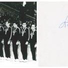 1964 Tokyo Olympics Volleyball Gold DMITRY VOSKOBOYNIKOV Orig Autograph 1980s