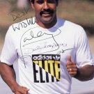 1980-84 Olympics T&F Decathlon Gold WR DALEY THOMPSON Hand Signed Photo Card 4x6