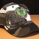 ARMY URBAN CAMOUFLAGE W/SHADOW  LOGO HAT