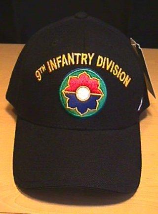 9TH INFANTRY DIVISION CAP #1