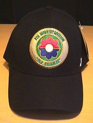 9TH INFANTRY DIVISION CAP #2