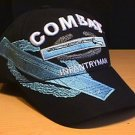 COMBAT INFANTRYMAN BADGE SHADOW CAP