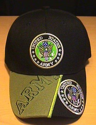 AIR FORCE DOUBLE LOGO CAP W/ 2-TONE BILL #1