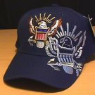 NAVY SHADOW CAP - NO TEXT