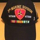 MARINE3RD DIVISION IN VIETNAM CAP
