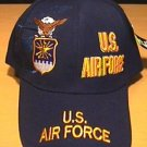 AIR FORCE SPLIT CROWN LOGO - NAVY