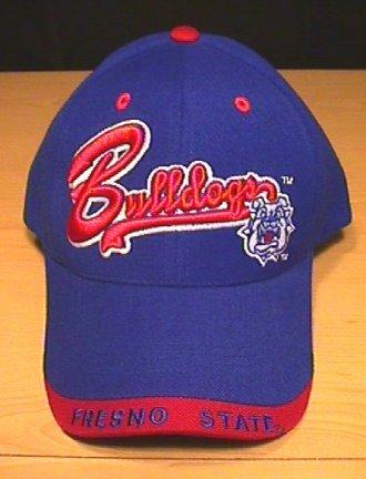 FRESNO STATE BULLDOGS ADJUSTABLE CAP