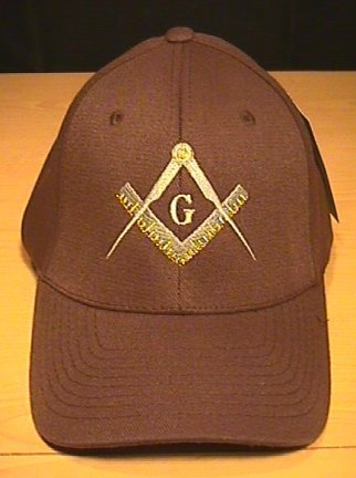 MASON #2 LOGO FLEXFIT CAP - BROWN