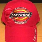 DEVOTED - MATTHEW 15:24 CAP - RED