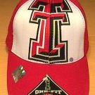 TEXAS TECH RED RAIDERS FLEXFIT - LARGE LOGO